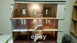 Hegeler Carus Mansion (124 scale) Dollhouse