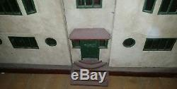 Huge Antique Dolls House As Featured On Antiques Roadshow Never Been For Sale B4