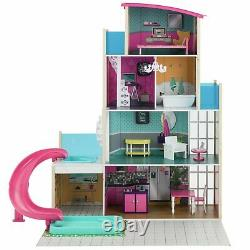 Jupiter Workshops Malibu Mansion 4 Storey Doll House