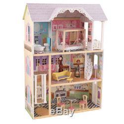 KidKraft 65251 Puppenhaus Kaylee Holz / Puppenstube