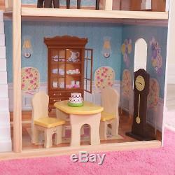 KidKraft Puppenhaus Majestätische Villa Puppenstube Dollhouse 65252