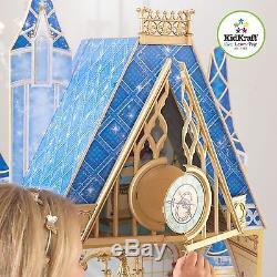 Kidkraft Disney Cinderella Royal Dreams Wooden Dollhouse Dolls House Barbie