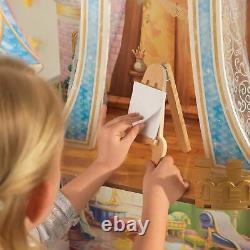 Kidkraft Disney Princess Royal Celebration Castle Dollhouse withAccessories NIB