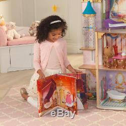 Kidkraft Disney Princess Royal Celebration Expansion Playbook Wooden Dolls House