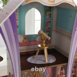 Kidkraft Enchanted Greenhouse Castle Dollhouse Includes Accessories
