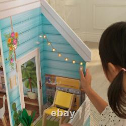 Kidkraft Zoey Dollhouse Wooden Dollhouse Fits barbie sized dolls