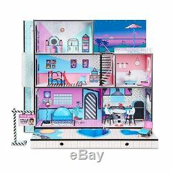 LOL Surprise Dolls House with 85 LOL surprises New and boxed perfect