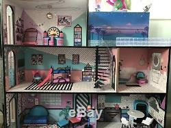LOL Surprise House with 100s Of Pounds Worth Of Dolls And Accessories Included