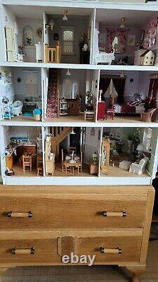 Large Dolls house Beacon Hill
