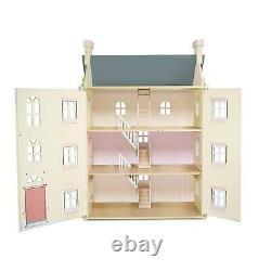 Le Toy Van Daisylane Cherry Tree Hall Puppenhaus Haus Holzspielzeug