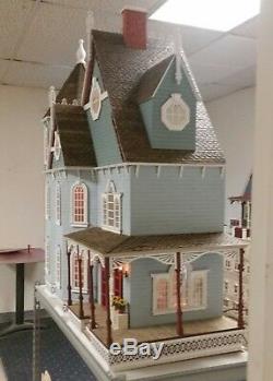 Leon Victorian Mansion 2018 Dollhouse 112