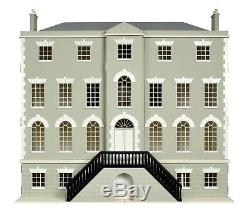 Melody Jane Dolls Houses Country Manor with 8 Rooms & Basement 112 MDF Kit