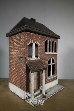 Original 19th Century English Antique Dolls House