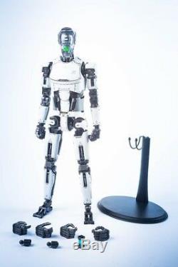 Pew pew Gun 1/6 pinyike robot action figure threezero devil toys threea