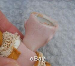 Poupée mignonnette Simon Halbig biscuit moule 886 1 (15 cm) circa fin XIXème