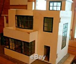 RARE Vintage TRIANG ART DECO 52 1930s dolls house to restore LARGE 33