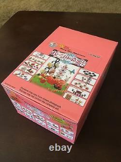 RE-MENT Rare Full Set of 10 Fairy Tale Tableware, 16 Barbie kitchen food mini