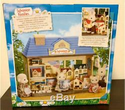 Rare Sylvanian Families Toy Shop Miniature House Flair UK from Japan