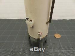 Rare VTG Water Heater Miniature Dollhouse 5-7/8 by Mary Carson Hammer-N-Smith