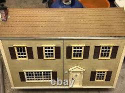 Rare Vintage Lundby Manor House Dolls House 1981 Collector