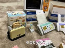 Re-ment Miniature Dollhouse Petit Sample Series Home Appliance Lots