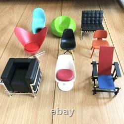 Reac Design Interior Collection Designers Chair Vol. 1 Box Lot 9 / No Box