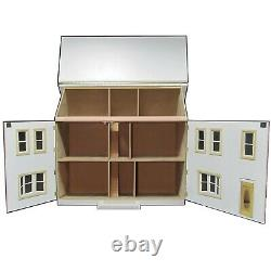 Real Good Toys Bay Harbor Front-Opening Dollhouse Kit