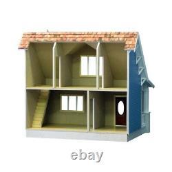 Real Good Toys Beachside Bungalow Dollhouse Kit