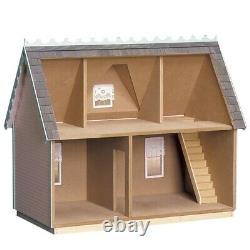 Real Good Toys Victorian Cottage Jr. Dollhouse Kit
