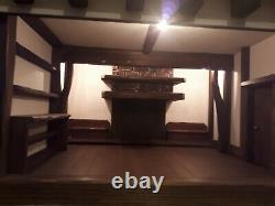 Robert Stubbs Tudor Manor Dolls House 1/12 Scale Used excellent condition