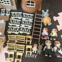 SYLVANIAN FAMILIES CALICO CRITTERS Forest school VINTAGE RARE COLLECTION 15