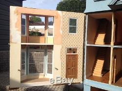 San Francisco Town House Really Unusual Vintage Dolls House