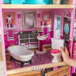 Shimmer Mansion Doll House