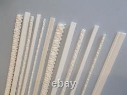 Skirting Board Coving Dado Rail Picture Rail Dolls House Ruber Molds Silicone