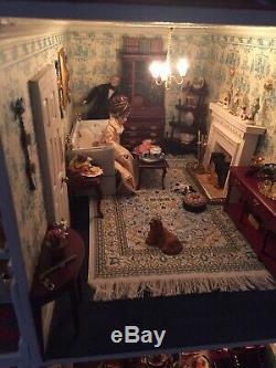 Stunning Large Victorian Style Dolls House