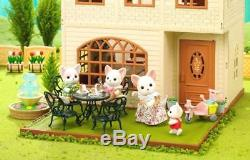 Sylvanian Families 3 STORY STYLISH HOUSE Epoch Japan Calico Critters