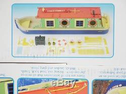 Sylvanian Families CANAL BOAT Flair 4358 Calico Critters