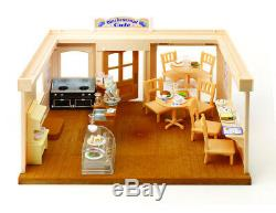 Sylvanian Families Calico Critters Blackcurrant Cafe