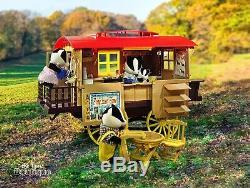 Sylvanian Families Calico Critters Caravan