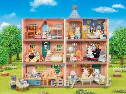 Sylvanian Families Calico Critters Deluxe Celebration Home Gift Set