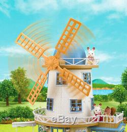 Sylvanian Families Calico Critters Field View Mill