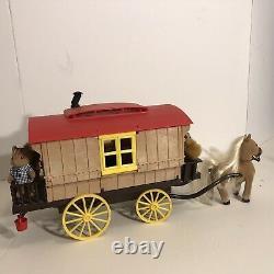 Sylvanian Families/Calico Critters Gypsy Caravan