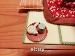 Sylvanian Families Calico Critters JAPANESE ROOM SET VINTAGE RARE anniversary 10