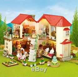 Sylvanian Families Calico Critters Luxury Townhouse Beechwood Hall Gift Set