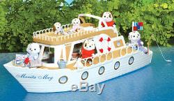 Sylvanian Families Calico Critters Pleasure Boat