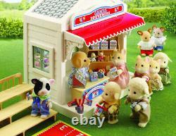 Sylvanian Families Calico Critters Sylvanian Games Grandstand & Souvenir Shop