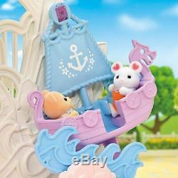 Sylvanian Families Dreaming Castle Amusement Park Set KO-66 2020 Epoch