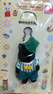 Sylvanian Families mascot keychain Lot of 11 EPOCH Calico Critters
