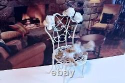 TABBY CAT Dollhouse realistic OOAK miniature 112 handsculp. Handmade