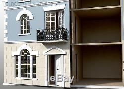 The Beeches Dolls House 112 Scale Unpainted Dolls House Kit